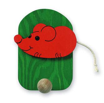 Věšák myška - 1 háček