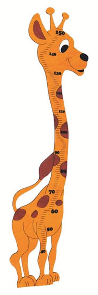 Metr - Žirafa - ze strany - neuveden