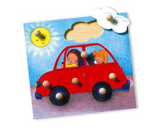 Puzzle - auto - MAXI úchytky