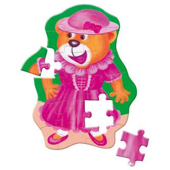 Puzzle Medvědice