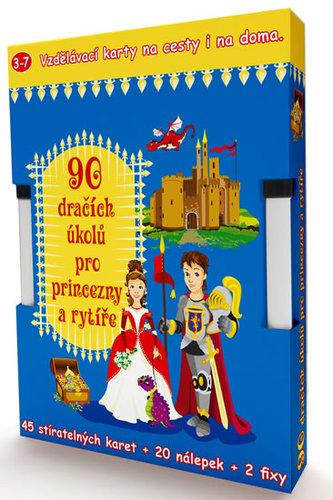 80 dračích úkolů pro princezny a rytíře