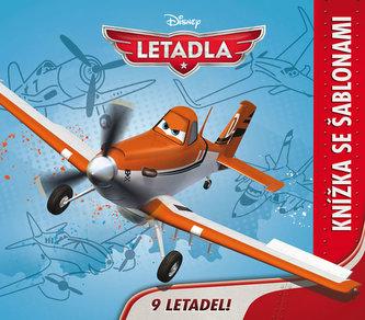 Letadla - Kniha šablon
