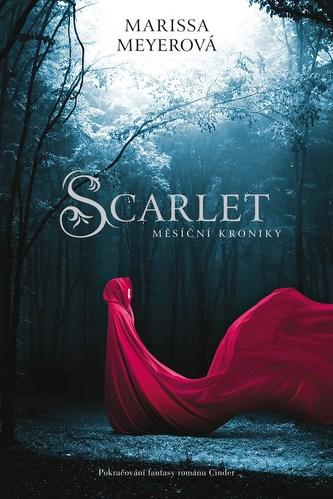 Scarlet - Měsíční kroniky - kniha druhá