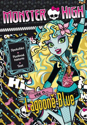 Monster High - Vše o Lagooně Blue