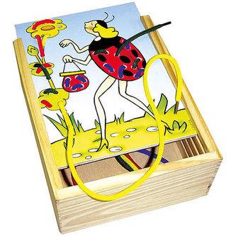 Ferda Mravenec - Vyšívání