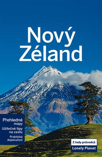 Nový Zéland - Lonely Planet - Kolektiv Autorů