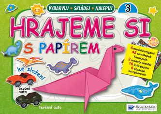 Hrajeme si s papírem 3 (zelená)