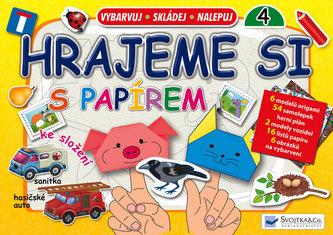Hrajeme si s papírem 4 (žlutá)