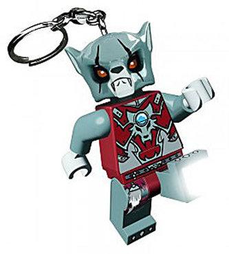 LEGO - LEGO Chima - Worriz - svítící klíčenka