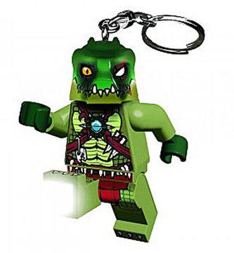 LEGO Chima - Cragger - svítící klíčenka