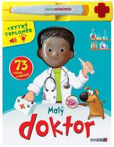 Malý doktor - 73 otázek a odpovědí + chytrý teploměr