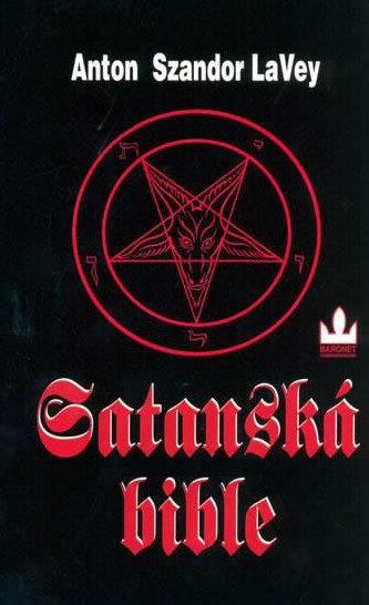 Satanská bible - 3. vydání