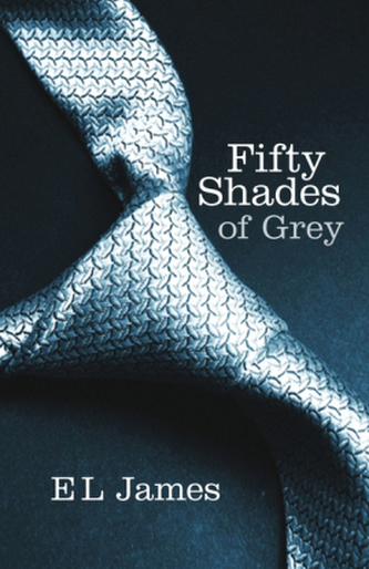 Fifty Shades of Grey 1 (v anglickém jazyce) - E. L. James