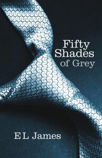 Fifty Shades of Grey 1 (v anglickém jazyce) - E. L. James
