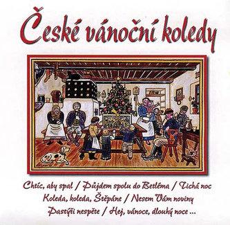 České vánoční koledy (bílé) CD