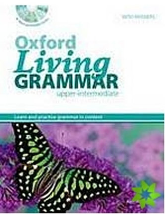 OX LIVING GRAMMAR UPPER W/KEY + CD-ROM PK New Ed.