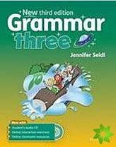 SEIDL GRAMMAR 3 SB + CD PK