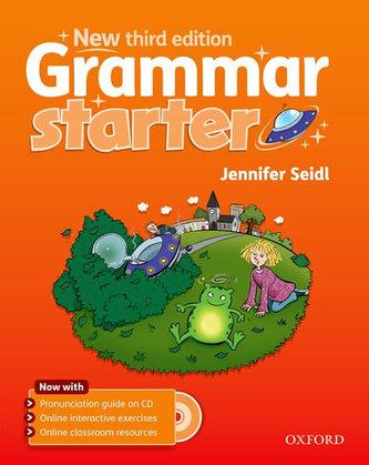 SEIDL GRAMMAR START SB + CD PK