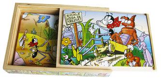 Puzzle Ferda Mravenec, 4x12 ks