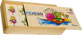 Rákosníček - pexeso, 32 ks