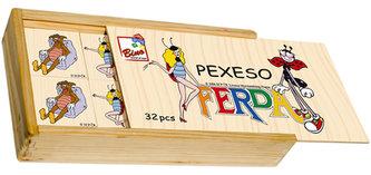 Pexeso Ferda Mravenec, 32 ks