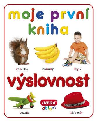 Moje první kniha - Výslovnost