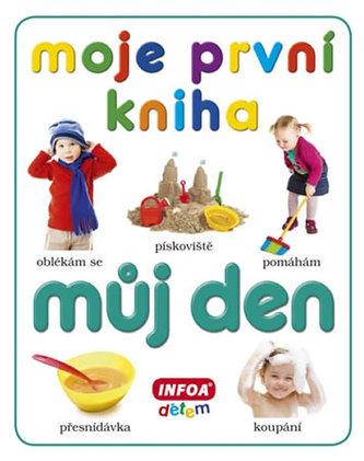 Moje první kniha - Můj den