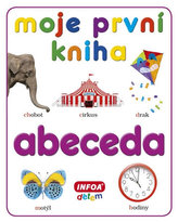 Moje první kniha - Abeceda