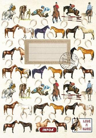 Notýsek - Lidé a koně
