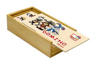 Pohádky - domino, 28 ks