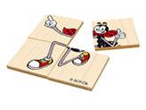 Puzzle Ferda Mravenec,16 ks