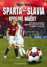 Sparta – Slavia, Rivalové navěky - Bitvy nejslavnějších českých fotbalových klubů na hřišti i v zákulisí