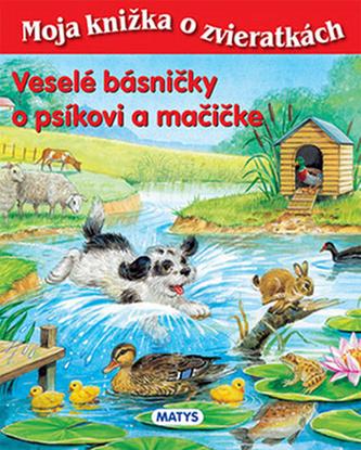 Veselé básničky o psíkovi a mačičke
