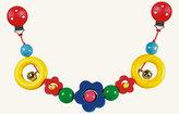 Řetěz do kočárku - kytka - Flora