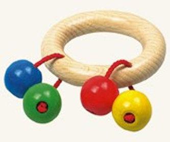 Kroužek do ruky - kuličky - Pio