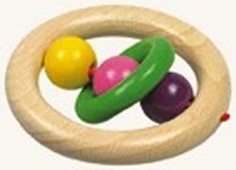 Kroužek do ruky - koule s kroužkem - Tino