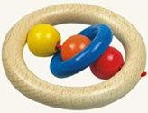 Kroužek do ruky - koule s kroužkem - Tana