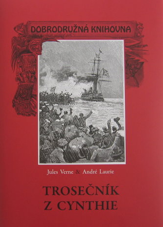 Trosečník z Cynthie - Jules Verne