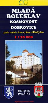 Mladá Boleslav 1:10 000  ŽAKET