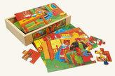 Puzzle v krabičce - pohádka