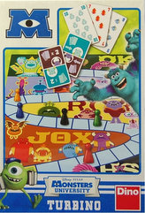 Turbino (Univerzita pro příšerky) - hra