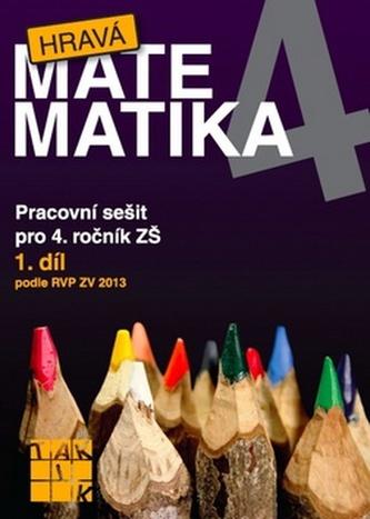 Hravá matematika 4 I. díl