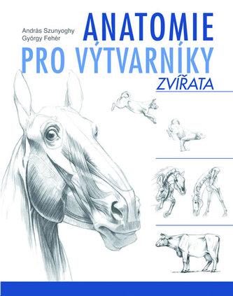 Anatomie pro výtvarníky - Zvířata