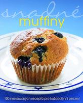 Snadné muffiny - 100 nenáročných receptů pro každodenní vaření