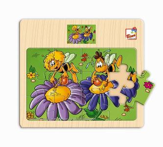 Včelka Mája - puzzle