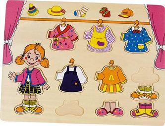 BINO - Puzzle šatník
