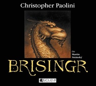 Brisingr - CD - Christopher Paolini