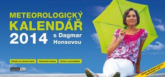 Meteorologický kalendář s Dagmar Honsovou 2014