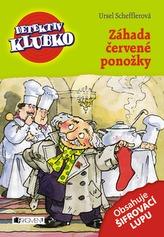 Detektiv Klubko - Záhada červené ponožky