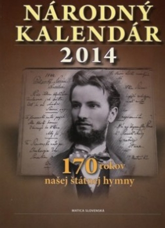 Národný kalendar 2014 - Štefan Haviar